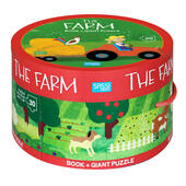 The farm. Con puzzle  - Cecilia Botta, Ester Tomè Libro - Libraccio.it