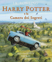 Harry Potter e la camera dei segreti. Ediz. a colori. Vol. 2  - J. K. Rowling Libro - Libraccio.it