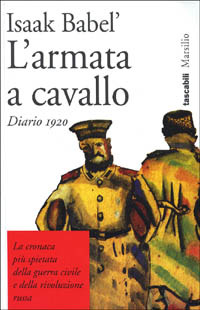 Image of L' armata a cavallo. Diario (1920)