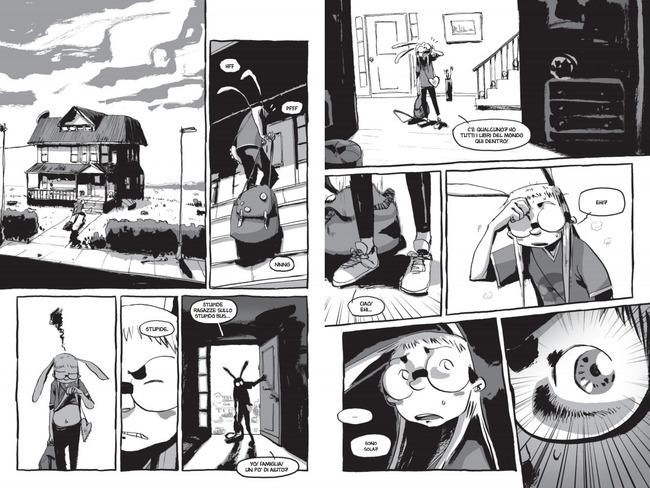 Risultati immagini per I Kill Giants Autori: Joe Kelly, Ken Niimura