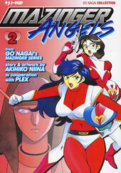 Mazinger Angels. Vol. 2