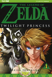 Twilight princess. The legend of Zelda. Vol. 1