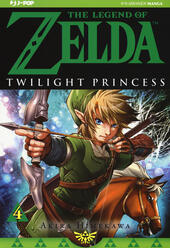 Twilight princess. The legend of Zelda. Vol. 4