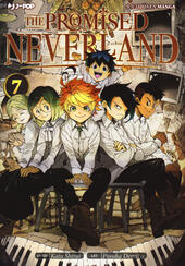 The promised Neverland. Vol. 7: Decisione