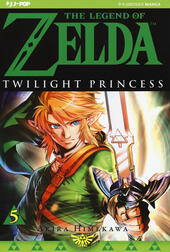 Twilight princess. The legend of Zelda. Vol. 5