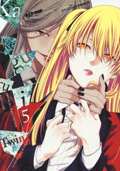 Kakegurui Twin. Vol. 5
