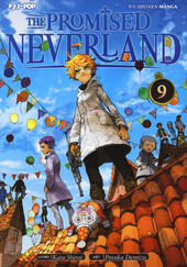 The promised Neverland. Vol. 9: È guerra