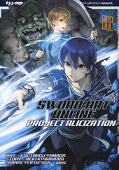 Project Alicization. Sword art online. Vol. 2