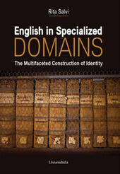 English in specialized domains. The multifaceted construction of identity