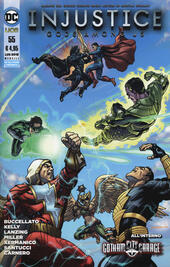 Injustice. Gods among us. Vol. 55