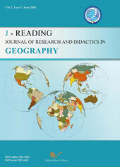 J-Reading. Journal of research and didactics in geography (2018). Vol. 1