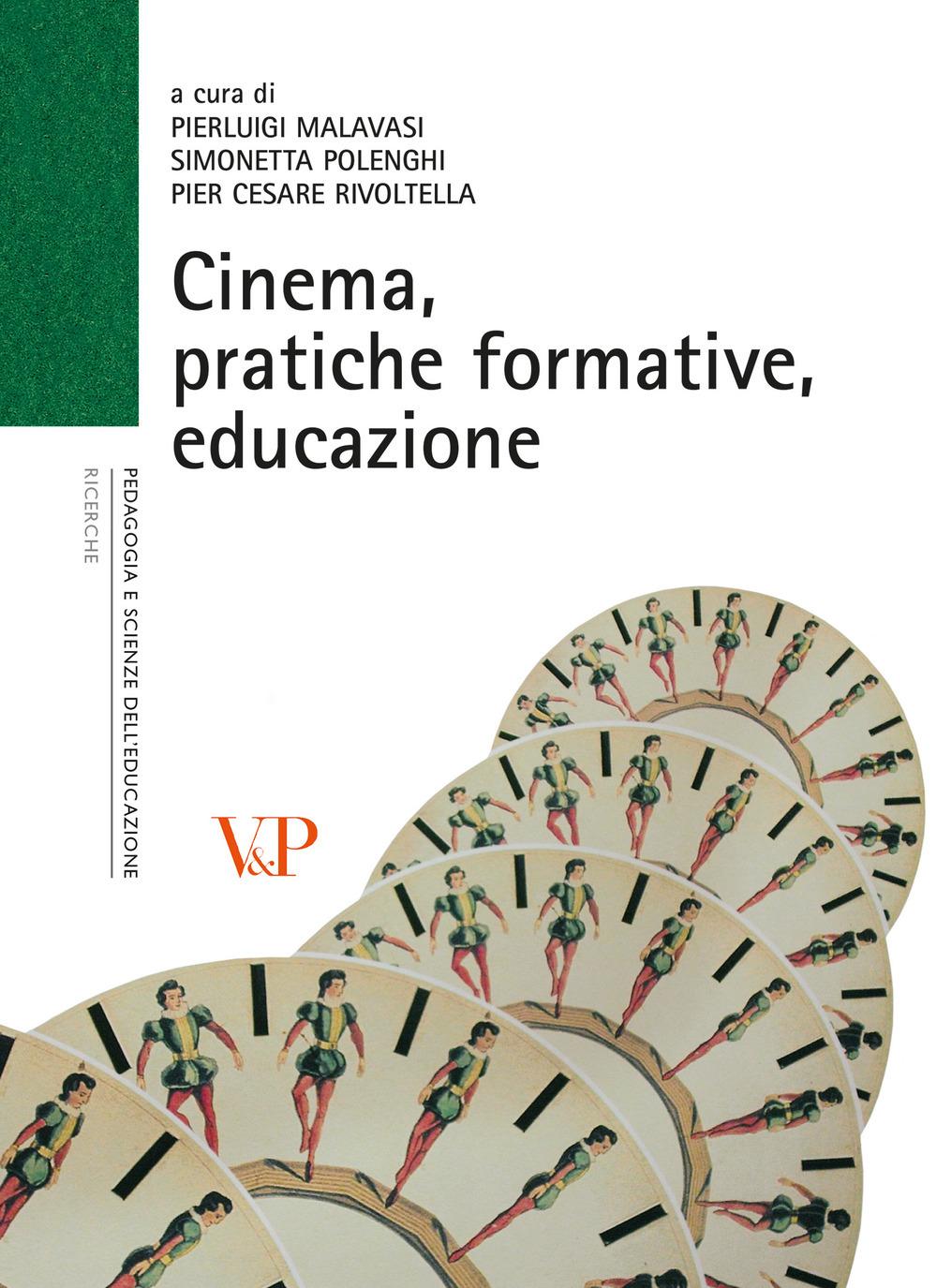 Image of (NUOVO o USATO) Cinema, pratiche formative, educazione