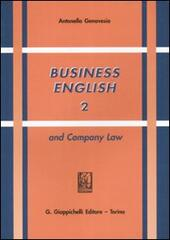 Business english and Company Law. Vol. 2