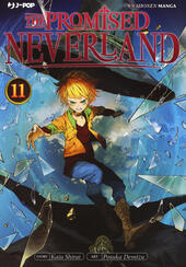 The promised Neverland. Vol. 11: La conclusione