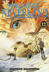The promised neverland. Vol. 12: La campana d'inizio
