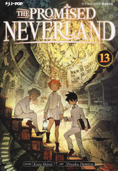 The promised Neverland. Vol. 13: Il re del paradiso