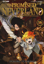 The promised Neverland. Vol. 16