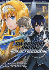 Project Alicization. Sword art online. Vol. 4