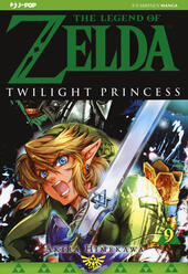 Twilight princess. The legend of Zelda. Vol. 9
