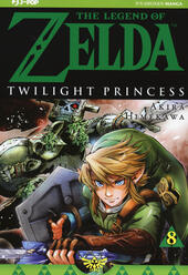 Twilight princess. The legend of Zelda. Vol. 8