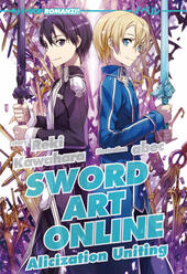 Alicization uniting. Sword art online. Vol. 14