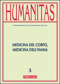 Image of Humanitas (2015). Vol. 3: Medicina del corpo, medicina dell'anima.