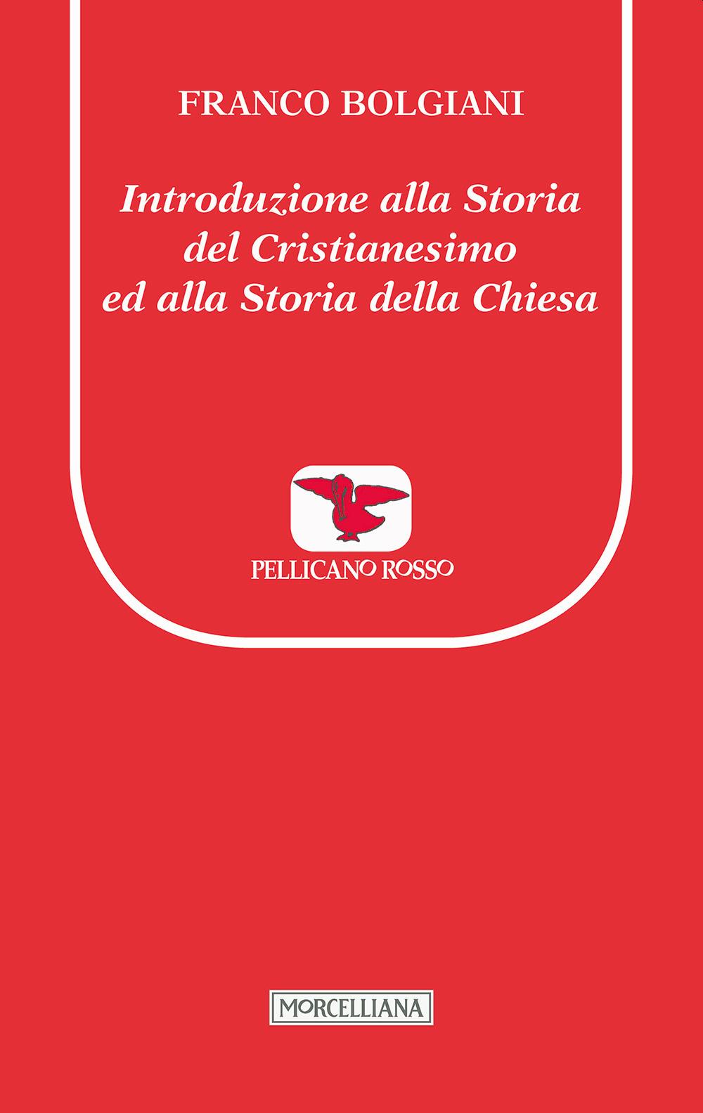 Image of (NUOVO o USATO) Introduzione alla storia del Cristianesimo ed alla..