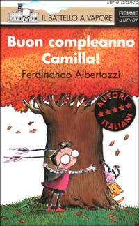 Image of (NUOVO o USATO) Buon compleanno Camilla!