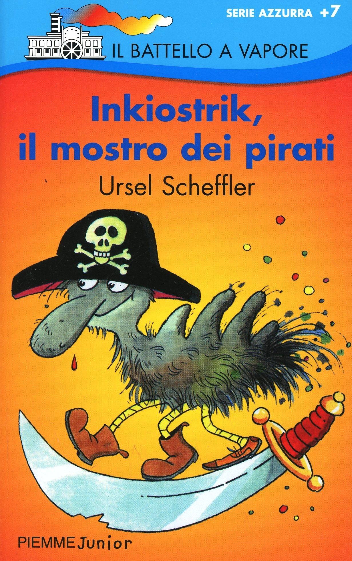 Image of (NUOVO o USATO) Inkiostrik, il mostro dei pirati