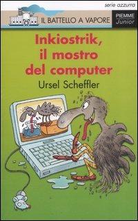 Image of (NUOVO o USATO) Inkiostrik, il mostro del computer