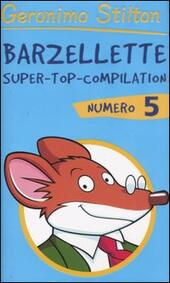 Barzellette. Super-top-compilation. Ediz. illustrata. Vol. 5