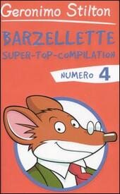 Barzellette. Super-top-compilation. Ediz. illustrata. Vol. 4