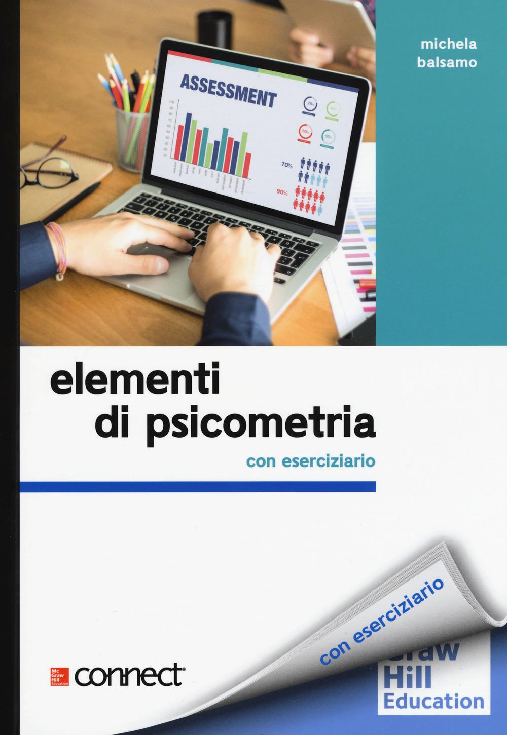 Elementi di psicometria con eserciziario. Con Contenuto digitale p..