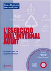 L' esercizio dell'Internal audit. Con CD-ROM