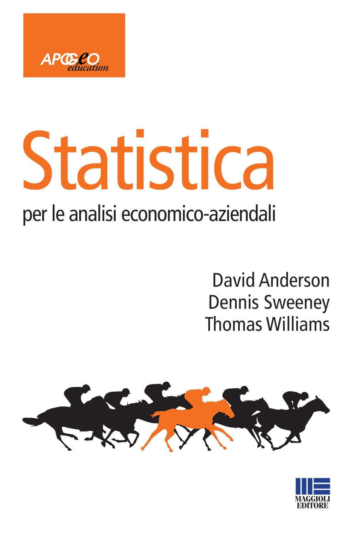 Image of Statistica per le analisi economico-aziendali
