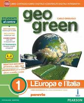 Geo green. Ediz. light. Con e-book. Con espansione online. Vol. 1