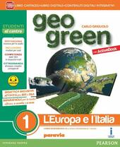 Geo green. Activebook. Ediz. light. Con e-book. Con espansione online. Vol. 1