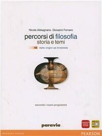 Percorsi di filosofia. Con espansione online. Vol. 1