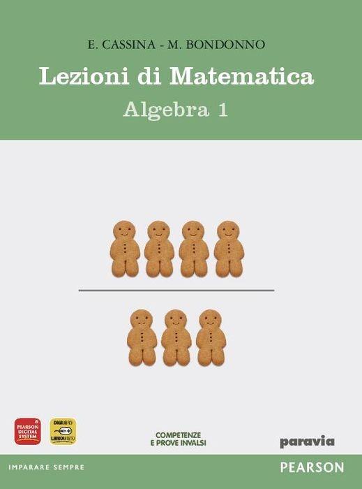 Image of Lezioni di matematica. Algebra. Materiali per il docente. Con myma..