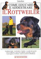 Image of Come educare e addestrare il rottweiler