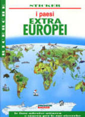 Paesi extraeuropei sticker.  Libro - Libraccio.it