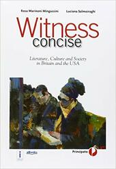 Witness concise. Strategies for Cambridge English first. Con CD-ROM. Con e-book. Con espansione online