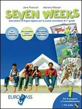 Seven weeks. With key. Con CD Audio. Vol. 1