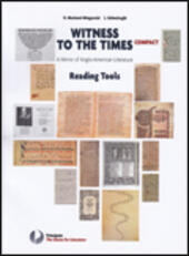 Witness to the times compact. Reading tools.