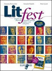 Litfest-Themes & links. English and american literature through authors, tests and genres. Con espansione online.