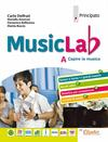 Music lab. Con quaderno. Con ebook. Con espansione online. Con DVD Audio. Vol. A+B