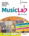 Music lab. Con Quaderno. Con ebook. Con espansione online. Con DVD Audio. Vol. B
