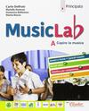 Music lab. Con Quaderno. Con ebook. Con espansione online. Con 2 DVD Audio. Vol. A-B