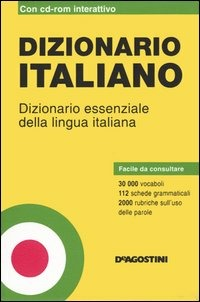 (NUOVO o USATO) Dizionario italiano. Dizionario essenziale della l..