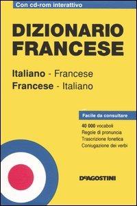 (NUOVO o USATO) Dizionario francese. Italiano francese, francese i..